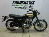 Kawasaki W650 W-650 EJ650-A1 1999 * LOW MILEAGE* * MINT* for sale  Huddersfield, West Yorkshire