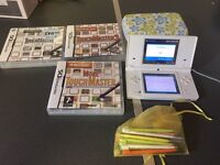 Dsi with games