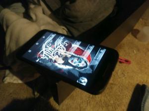 Moto g plus plus the case black mint codition