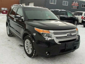 2013 Ford Explorer XLT, 4X4 7pass >>WE FINANCE BAD CREDIT<<<