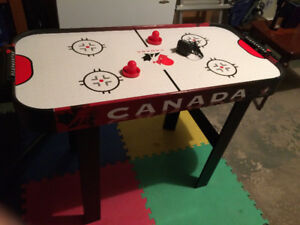 Table de hockey air