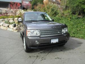 2006 Range Rover Supercharged V8