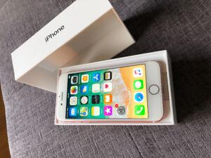 iPhone 7 rose déverrouiller débarré 438-345-6300