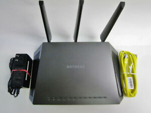 Netgear Nighthawk AC1900 1300Mbps 4-Port Gigabit Wireless AC Ro