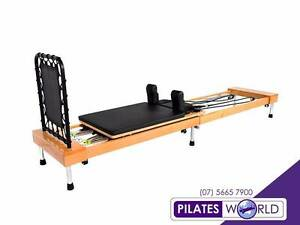 AUS BEST FOLD AWAY PILATES REFORMER DEAL | DEMO W/ WARRANTY Upper Coomera Gold Coast North Preview