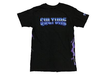 Yung Rich Nation Yrn Migos Bolt Culture Black T Shirt