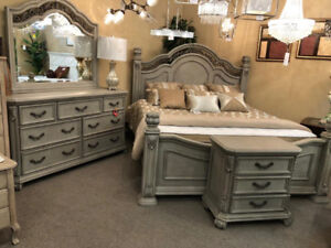 Amazing Bedroom Set Clearance DEAL