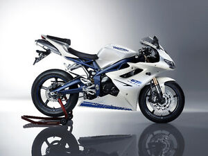 WANTED: Daytona 675 SE in White/Blue