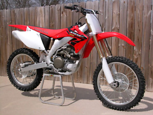 WANTED: Muffler for 2004  CRF450R