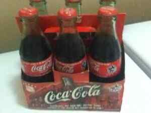 Limited Edition Coke 6 pack 2000 NHL All Star Game