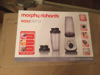 New Morphy Richards Blender