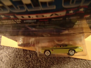 JOHNNY LIGHTNING - MUSCLE CARS USA - 1971 DODGE DEMON 340 Sarnia Sarnia Area image 4