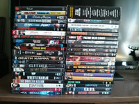 DVD Collection of Horror, Kung-Fu, and Cult