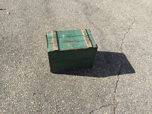 Antique Beer Bottle Case/ Brewery Transport Box