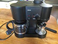 """New"" Krups Cafepresso Coffee Maker"