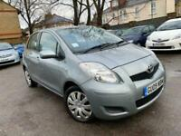 Toyota Yaris 1.33 VVT-i 2009 TR low mileage drives well CAT C REPAIRED