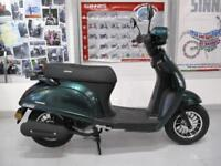SINNIS ENCANTO 50cc SCOOTER - BRAND NEW LEARNER LEGAL - £21.58 PER MONTH !!!