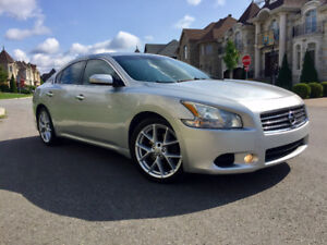 TOP CONDITION ** NISSAN MAXIMA 2009 SV SPORT PACKAGE - V6 3.5L