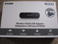 Wireless N300 USB Adapter