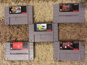 Super Nintendo Classics and a Hack!