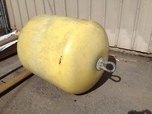 Large Yellow Buoy 4' long x 3' diameter