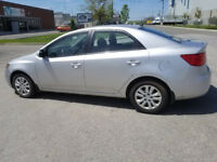 2012 Kia forte SEDAN CERTIFIED + 1 YEAR FREE WARRANTY