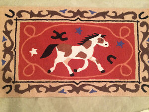 Kids Western Themed Horse Rug