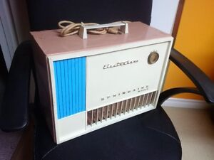 1960's Electrohome Springaire Major 2 Speed Box Fan Prince George British Columbia image 2