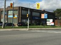 Professional office for lease. Excellent location! On TTC route.