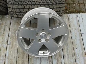 Jeep RIMS 18'' 5x127 Negotiable