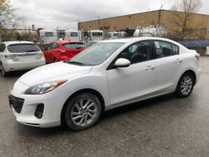 2012 MAZDA 3 GS SKY- AUTOMATIC- WE FINANCE