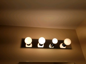 Contemporary Lighting Fixtures with free bulbs
