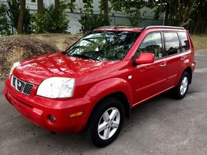 2005 Nissan X-Trail 4x4 Safety Etest Included!!