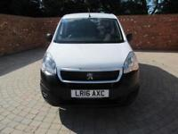 PEUGEOT PARTNER HDI PROFESSIONAL L1 H1 SWB AIR CON BLUETOOTH 3 SEATS