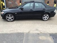 Lexus IS 200 2001 Excellent drive Auto fully loaded bargain!