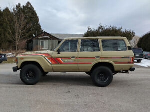Land Cruiser Toyota BJ60