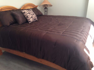 Bedspread Set with Pillows