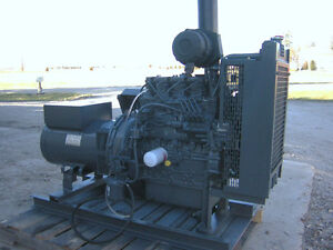 NEW  GENERATOR CAT/PERKINS WITH MECCALTE OR STAMFORD  Any KW London Ontario image 4