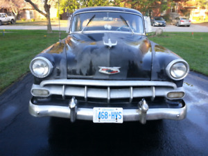 54 Chevy BelAir