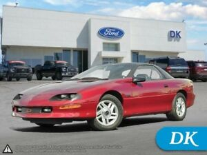 1995 Chevrolet Camaro Z28 Low Miles, #s Matching, MUST BE SEEN