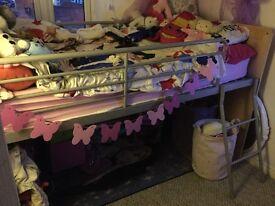 Mid sleeper cabin bed (Single)