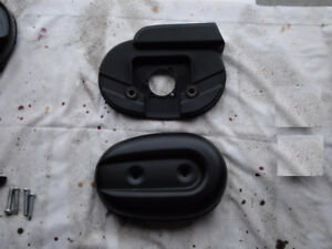 Harley Davidson sportster Oval air cleaner cover complete.