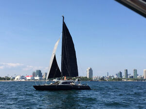 1966 Iroquois 30 ft catamaran up to 14 knots&9 inch draft $34500