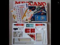 Vintage metal Meccano