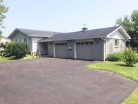 Well maintained raised bungalow just North of 401. Great Value