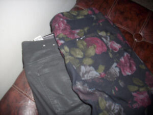 Two NeW JEANS 5 MORE TAKES 500 DOLLAR hELLY HANSEN COAT AND MOR