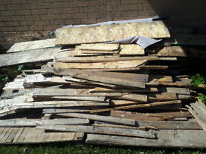 Free scrap wood/Pickup only.Great for burning.