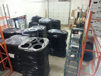 WINTER IS COMING!!! HUGE AMOUNT OF TIRES!! SAVE BIG!!!!!