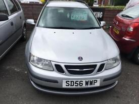 Saab 9-3 1.9TiD Sport 2007 - COMES WITH LONG MOT & 3 MONTHS SECURE WARRANTY!