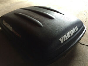 Yakima Space Cadet roof carrier